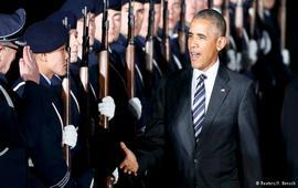 Обама с лидерами ЕС обсудит санкции