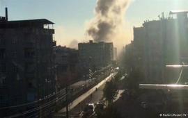 Взрыв в турецком городе Диярбакыр