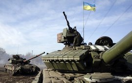 Хроника Донбасса: ВСУ ровняют