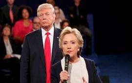 Трамп не будет преследовать Клинтон
