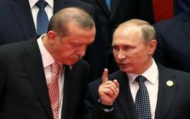 Телефонный разговор Путина с Эрдоганом