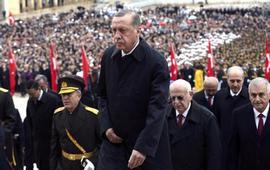 Эрдоган испытывает