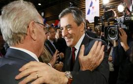 Франсуа Фийон кандидат в президенты