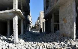 Мирные жители покидают восточный Алеппо