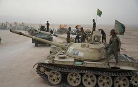 Армия Ирака продвигается в центре Мосула