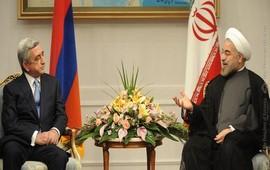 Президент Ирана посетит Армению