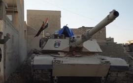 Солдаты иракской армии обнаружили массовое захоронение