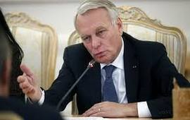 Глава МИД Франции требует срочного созыва