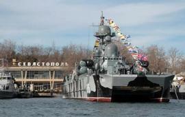 Россия строит и восстанавливает базы в Крыму