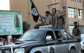 Наступление на Ракку возглавят сирийский курды