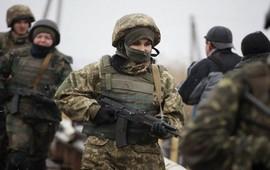 Хроника Донбасса: минометный огонь