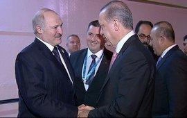 Эрдоган 11 ноября посетит Беларусь