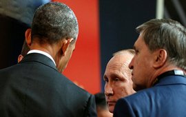 Путин и Обама поговорили