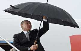 Возможно, Путина через несколько месяцев заменит преемник