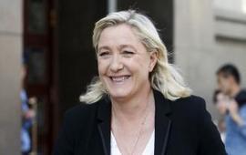 Марин Ле Пен надеется на победу