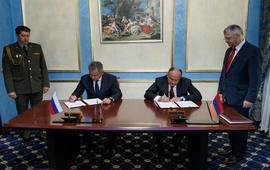 Россия и Армения: кризис