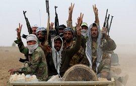 Иракское ополчение замкнуло