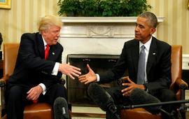 Обама и Трамп о Фиделе Кастро