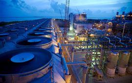 США становятся третьим экспортером газа