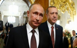 Хронология высказываний Путина об Эрдогане