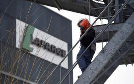 Против французской компании Lafarge подан иск