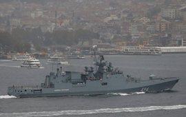 Guardian: Зловещее присутствие русского фрегата