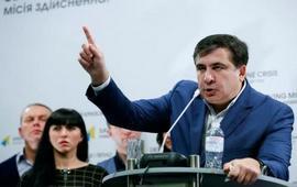 Похвала Трампа сподвигла Саакашвили