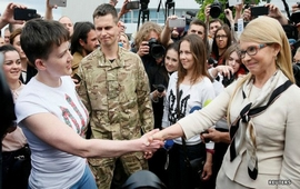 Надежда Савченко о возможном