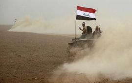 Иракская армия освободила дорогу к аэропорту
