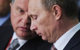 Сечин правит Путиным