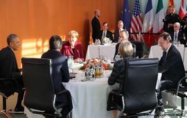 Страны Запада согласны сохраненить санкции
