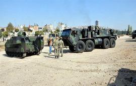 Второй этап переброски турецкой армии