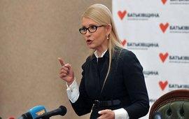 Тимошенко: Порошенко заработал