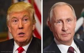 Путин и Трамп обсудили конфликт в Сирии
