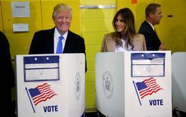 В Нью-Йорке Трампа освистали