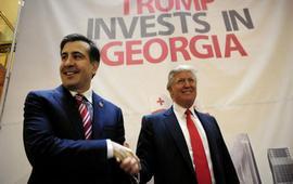 Трамп планировал построить казино в Тбилиси