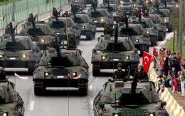Турки готовятся к вторжению в Ирак