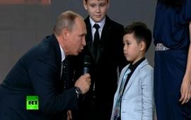 "К ""шутке Путина"" отнеслись по разному"