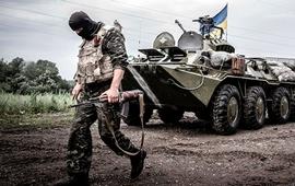 Хроника Донбасса: бои под Горловкой