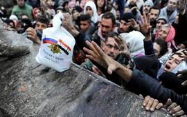 Сирийская оппозиция ведет