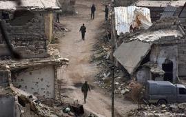 Сирийские военные приостановили
