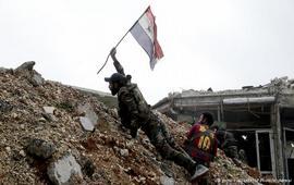 Коренной перелом в Сирии
