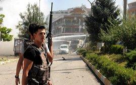 Очередной взрыв в Турции