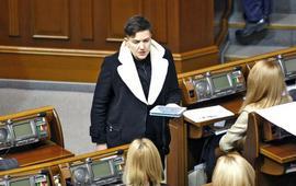 Савченко: донбасская связная