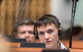 Надежду Савченко исключили