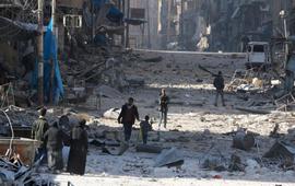 Алеппо может превратиться в «гигантское кладбище»