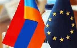 Стартовал переговорный процесс ЕС и Армении