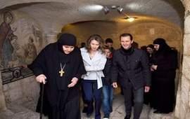 Башар Асад посетил