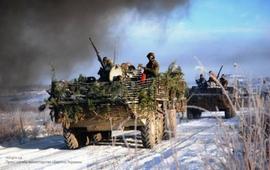 Хроника Донбасса: ожесточенные бои