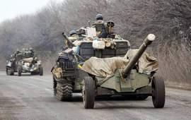 Хроника Донбасса: ночной ад в Ясиноватой